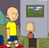 Caillou Anderson