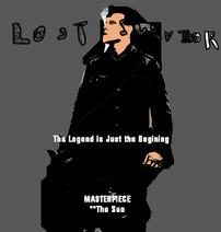 Lost Survivor(Digital Cover)