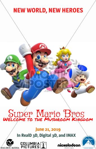 The Super Mario Bros Movie Goanipedia Fandom