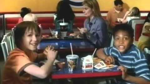 Star Wars Burger King Kids Meal Commercial (2005)