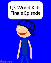 Tj's world kids cover