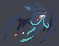 Cute Marceline bat