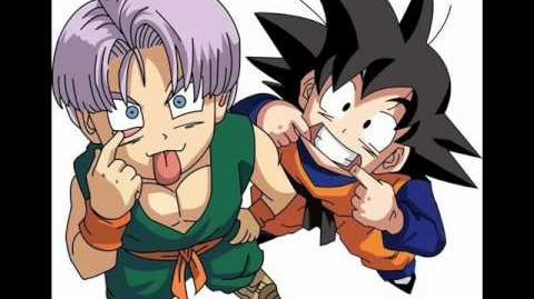 Trunks And Goten Theme