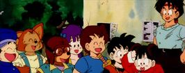 The Orphan Gang