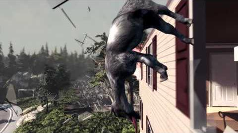 Goat Simulator Official Launch Trailer