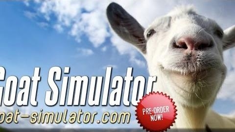 Goat Simulator - Steam Pre-Order Trailer