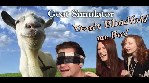 Don't blind me bro! GOAT Simulator (Geeked Round 3)
