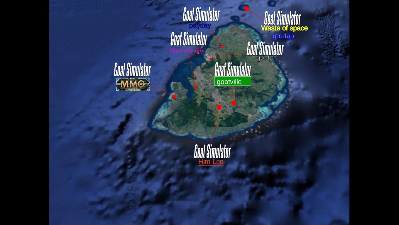 Goat isle maps | Goat Simulator Wiki | FANDOM powered by Wikia