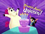 Bounce Away, Unicorn!