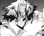 Lizard Priest Character (Manga)