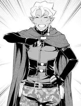 Half-Elf Thief manga