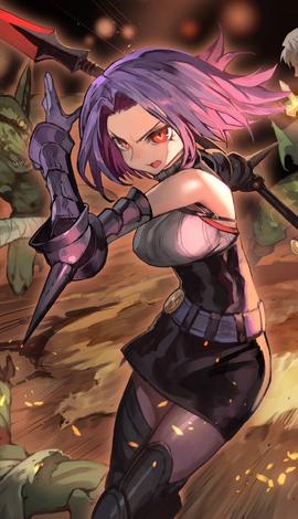 Female Warrior LN