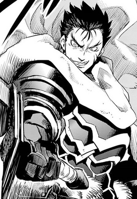 Heavy Warrior (Manga)