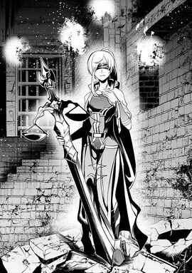 High Priestess Daikatana Manga