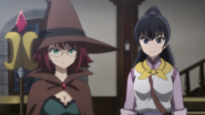 Anime Episode 1 FIghter and Wizard