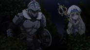 Anime Episode 2 GS Priestest Goblin hunting
