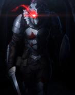 Goblin Slayer red eye