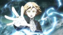 Noble Fencer lightning anime