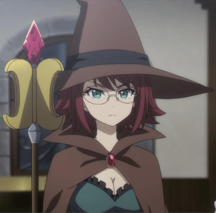 Wizard Goblin Slayer Wiki Fandom Powered By Wikia