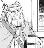 Dwarf Shaman's Uncle (Manga)