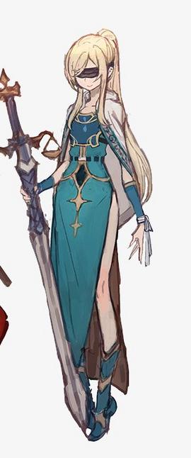 High Priestess Daikatana LN