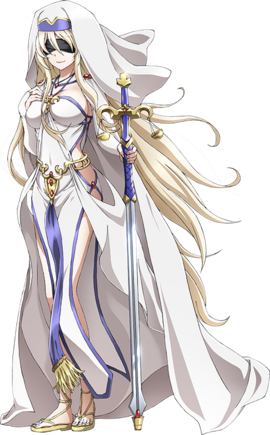 Sword Maiden Full Body