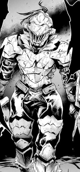 Goblin Slayer Character (Manga)
