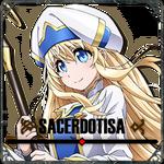 Icono Sacerdotisa