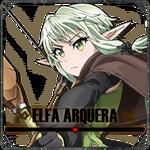 Icono Elfa Arquera