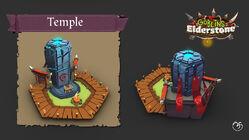 Building-temple