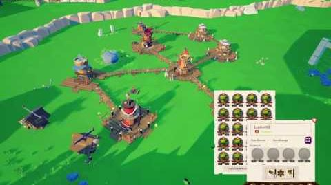 Goblins of Elderstone random gameplay of a new village