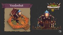Building-voodoo-hut