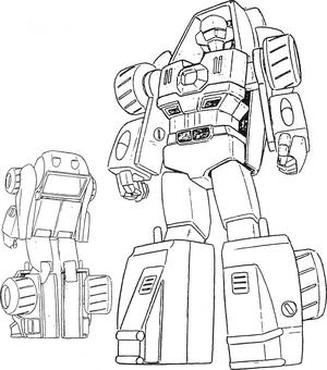 Buggy Robo