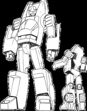 Supercar Robo