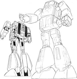 Big Trailer Robo