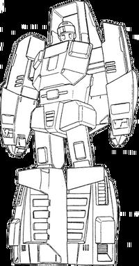 Countach Robo