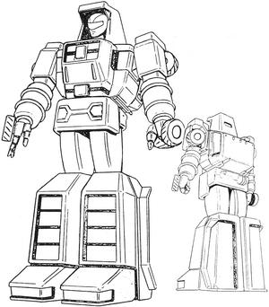 Trailer Robo