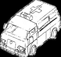 Ambulance Robo 2