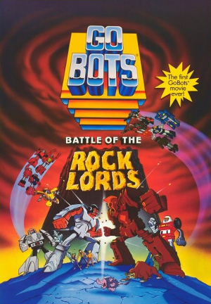 GoBots Battle of the Rock Lords