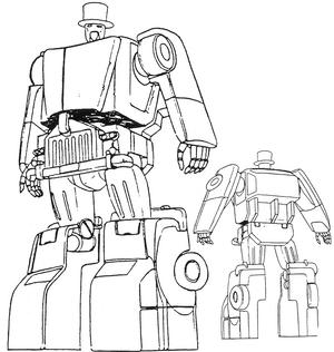 Limousine Robo