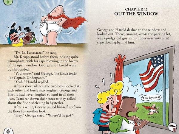 Captain Underpants Comics Wikia Fandom