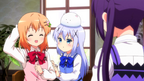 -HorribleSubs- Gochuumon wa Usagi Desu ka S2 - 02 -1080p-00361