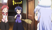 Gochiusa-episode-10-level-up