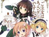 Is the Order a Rabbit? Manga Volume 2