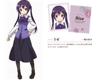 Chara rize