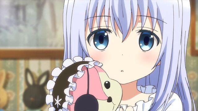 File:-HorribleSubs- Gochuumon wa Usagi Desu ka - 01 -720p-.mkv 20160618 194608.262