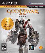 God of War Saga обложка игры