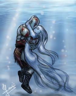 Поцелуй Ниады арт