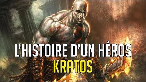 Kratos - L'Histoire D'un Héros De Jeux Vidéo