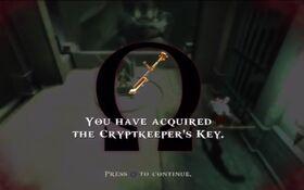 Cryptkeeper's Key